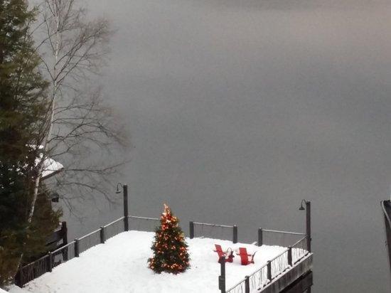 Lake Placid Lodge: 20161127_071549_large.jpg