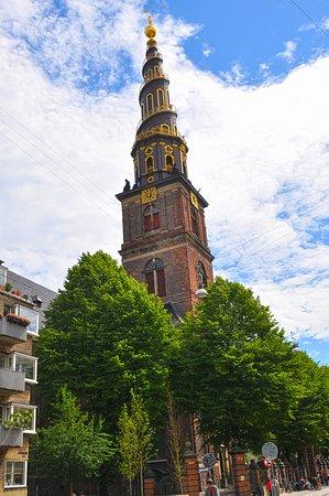 Erlöserkirche (Vor Frelsers Kirke): Church of Our Savior - Christianshavn Copenhagen