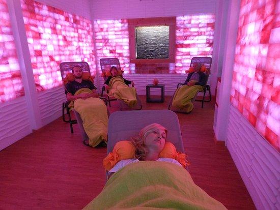 Worgl, Austria: Entspannen in der SalzOase Wörgl
