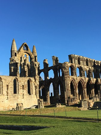 写真Whitby Abbey枚