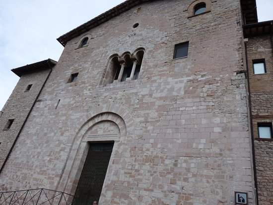 Giano dell'Umbria, Ιταλία: Abbazia di San felice