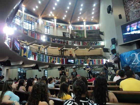 Igreja Batista da Lagoinha: Muito edificante