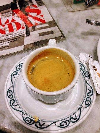 Ordes, España: buen cafe