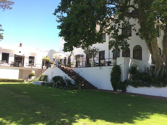 Claremont, Afrika Selatan: Das Haupthaus