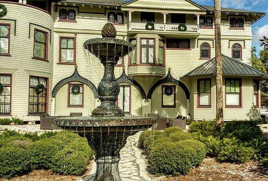 DeLand, Φλόριντα: Stetson Mansion