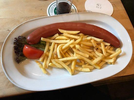 bierhaus en d r salzgass typical german food