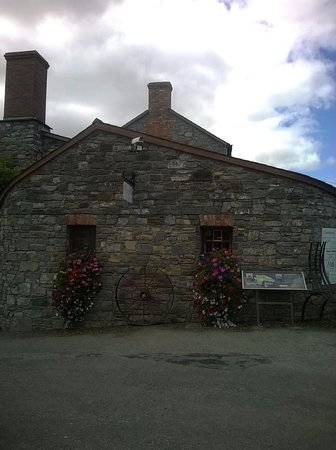 Skerries Mills entrance