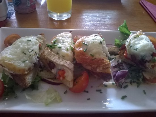 Skerries, Irlanda: Lunch at the restaurant