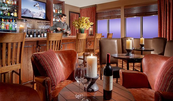 The Lodge at Jackson Hole: Lounge