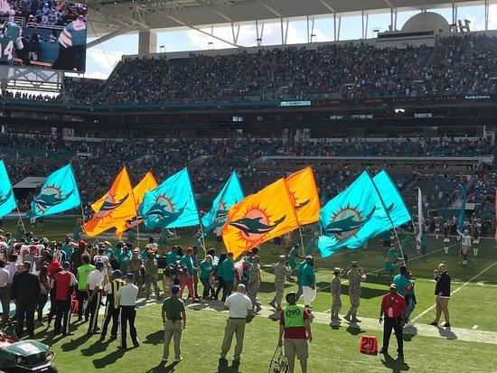 Miami Gardens, FL: Nice stadium
