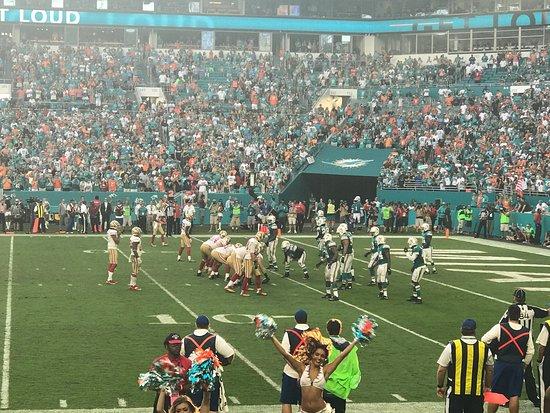 Miami Gardens, فلوريدا: Nice stadium