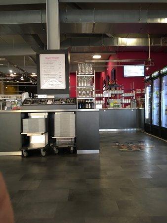 restaurant im hangar 10 at technik museum speyer restaurant bewertungen telefonnummer fotos. Black Bedroom Furniture Sets. Home Design Ideas
