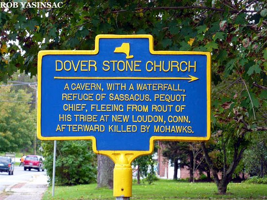 Dover Plains, Estado de Nueva York: Good signage