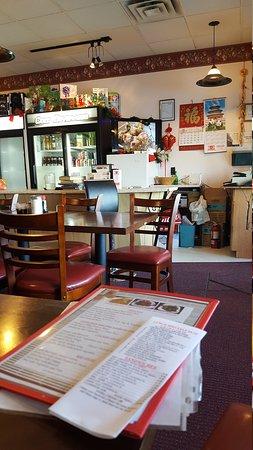 Coniston, แคนาดา: Far East Restaurant
