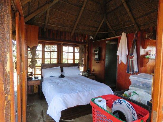 Кимберли, Южная Африка: The little tree house