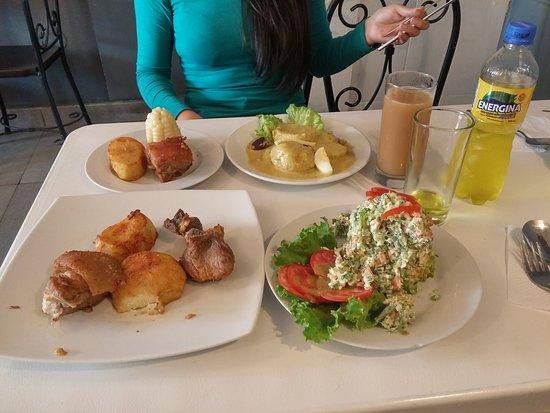 Restaurant el Sillar: 20161112_144703_HDR_large.jpg