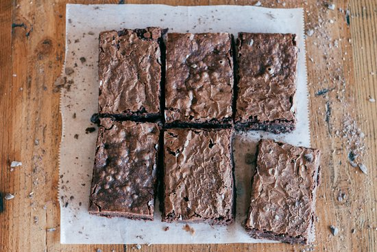 Dry Ridge, KY: Triple Chocolate Brownies