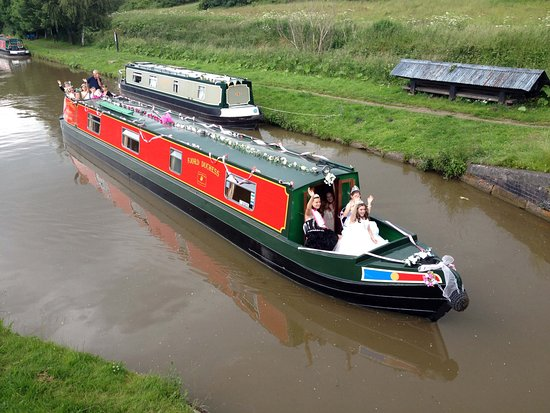 Middlewich, UK: Great times on the water...