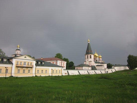 Valday, Ρωσία: Иверский Святоозёрский мужской монастырь(посещение 2013 г
