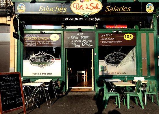 restaurant pate 224 sel dans lille avec cuisine fran 231 aise restoranking fr