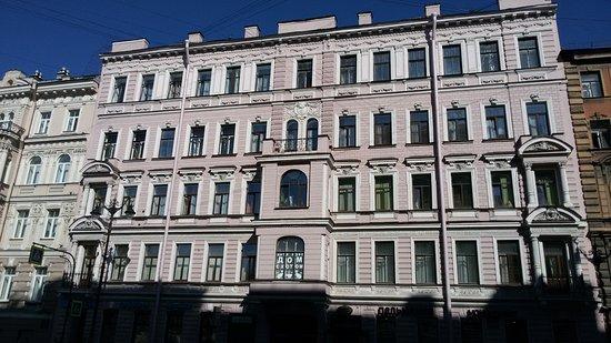 Baron Veimarn's House