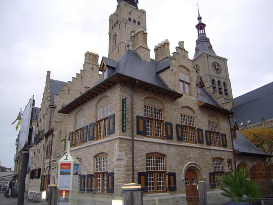 City Hall and Belfry Photo