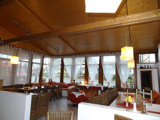 Cadolzburg, Alemania: Restaurant