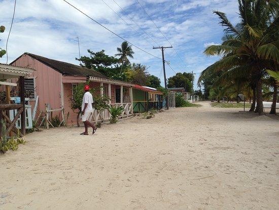 Bayahibe, Repubblica Dominicana: plage des pêcheurs