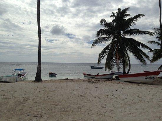 Bayahibe, Dominicaanse Republiek: plage de saona