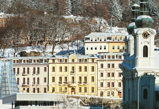 Hotel Jean De Carro Karlsbad