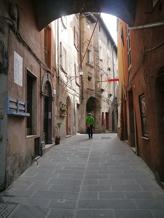 Ciudad Vieja: Out exploring Perugia