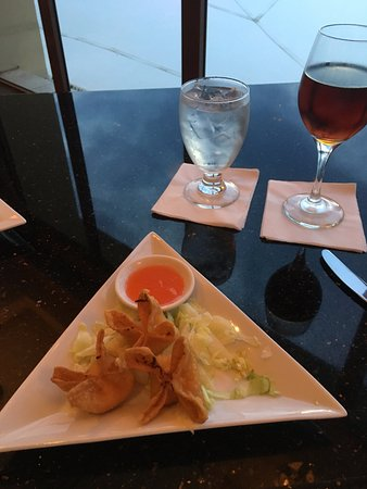 J.H. Yee's Asian Bistro: Crab Ragoon! Try It!!