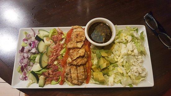 Sheridan, WY: Delicious salad!