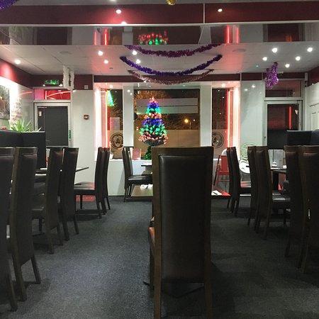Rutherglen, UK : Merry Christmas