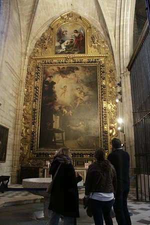 All Sevilla Guided Tours: cathedral´s tour