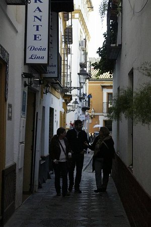All Sevilla Guided Tours: Santa Cruz Tour