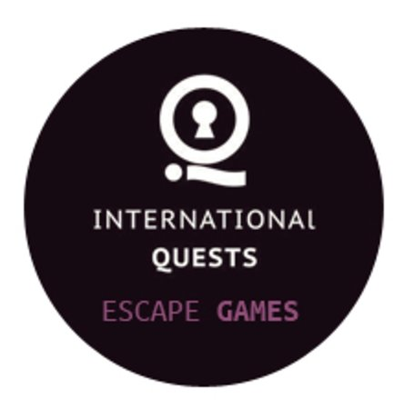 Warminster, Pensilvanya: International Quests Escape Games Logo