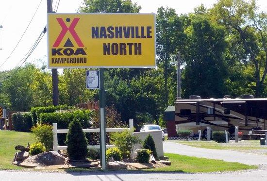 Nashville North KOA