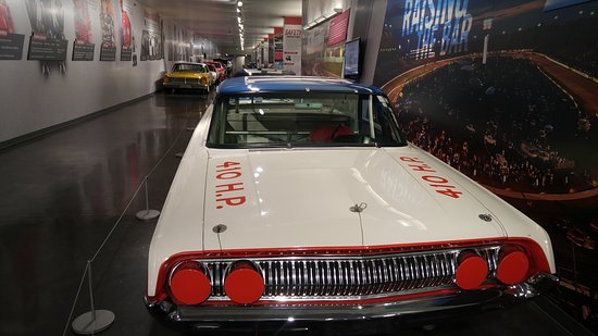 Tacoma, WA: LeMay - America's Car Museum