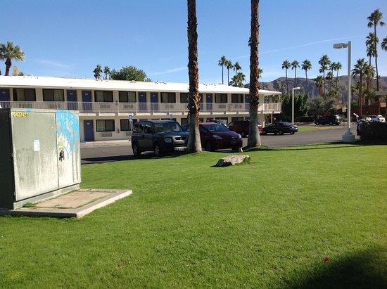 Motel 6 Palm Springs East-bild