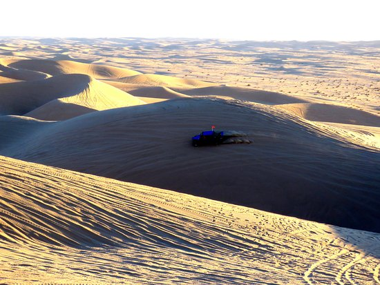 Niland, Kalifornien: Imperial Sand Dunes