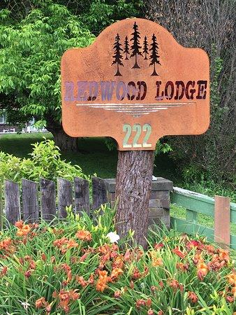 Otorohanga, Nova Zelândia: Redwood Lodge
