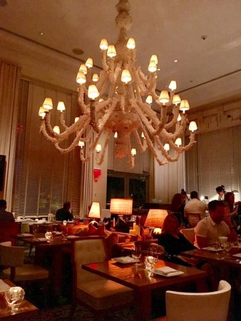The Bazaar by Jose Andres: A dining experience!