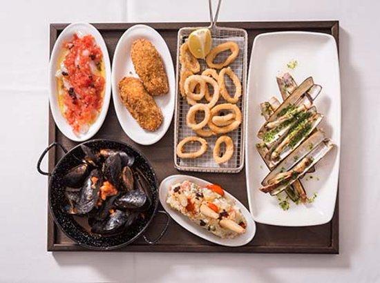 Restaurante cullera de boix rambla catalunya en for Restaurante cullera de boix