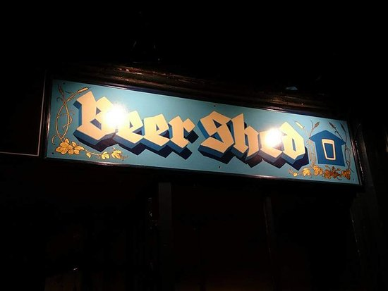 Beer Shed Micropub