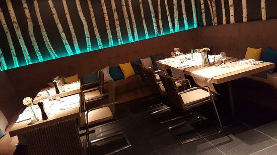 Coté Bar-lounge - Picture of Restaurant Parc Le\'H, Dudelange ...