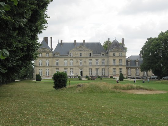 Raray, Франция: le chateau du domaine