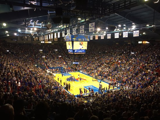 ‪‪Lawrence‬, ‪Kansas‬: Allen FIeldhouse‬