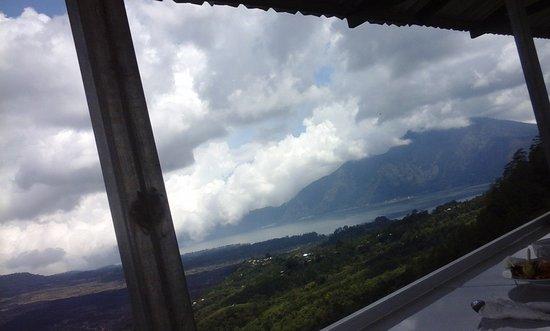 Kedisan, Indonesien: dari bukit kintamani