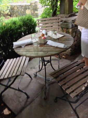 Bedford, Estado de Nueva York: Pleasant dining